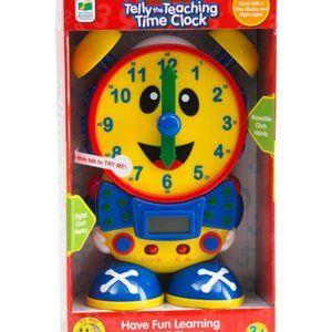 The teaching time clock